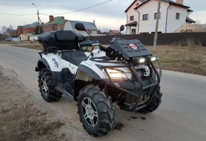 Квадроцикл Baltmotors Jumbo 700 MAX Орехово-Зуево