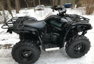 Yamaha Grizzly 700 EPS Special Edition 2013 Москва